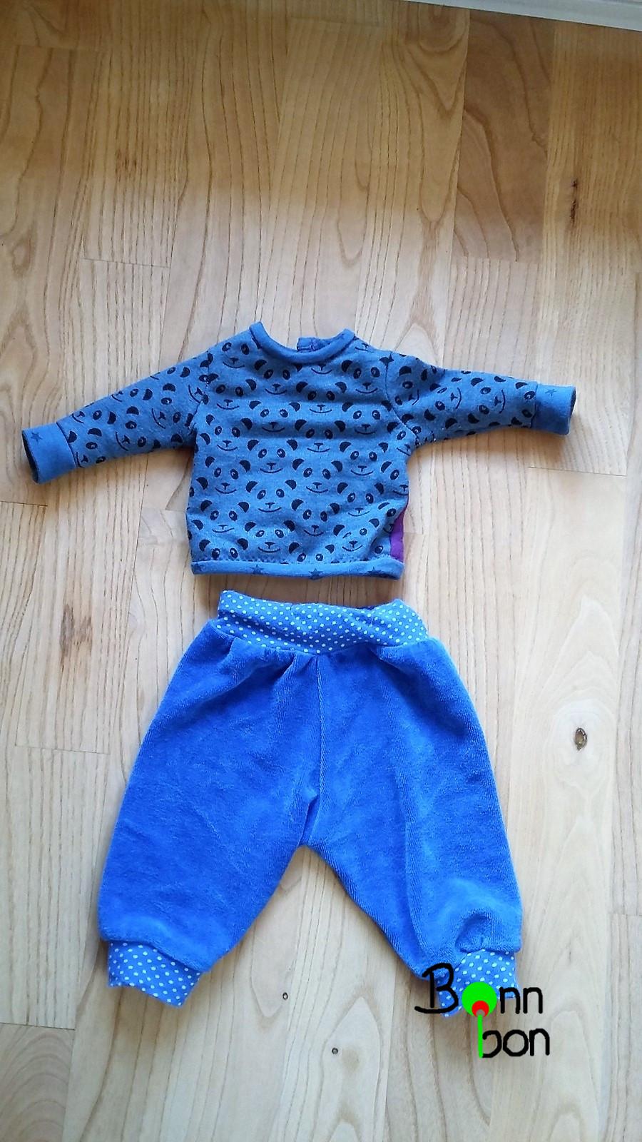 Puppenpulli und Puppenhose