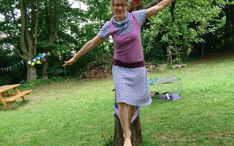Greta das Sommertalent