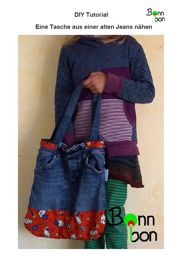 Tutorial Jeanstasche