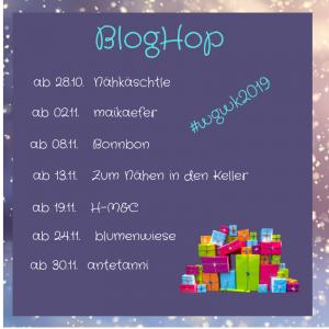 Bloghop WGWK