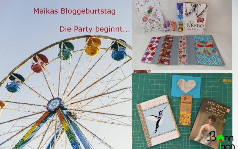 Maikas 7. Bloggeburtstag
